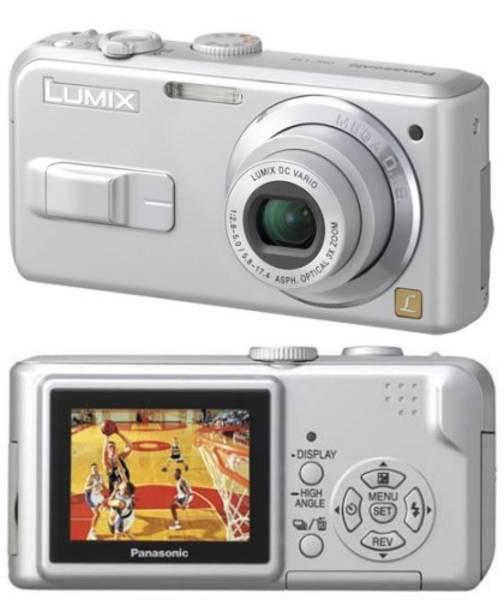Fotoaparát Panasonic DMC-LS2EG-S