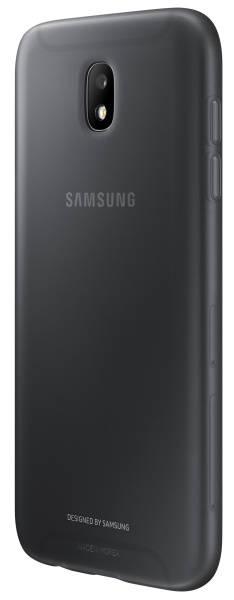 Kryt na mobil Samsung Jelly Cover pro J5 2017 (EF-AJ530TBEGWW) černý