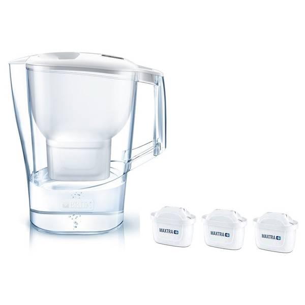 Filtrácia vody Brita Aluna MaxtraPlus Starter pack