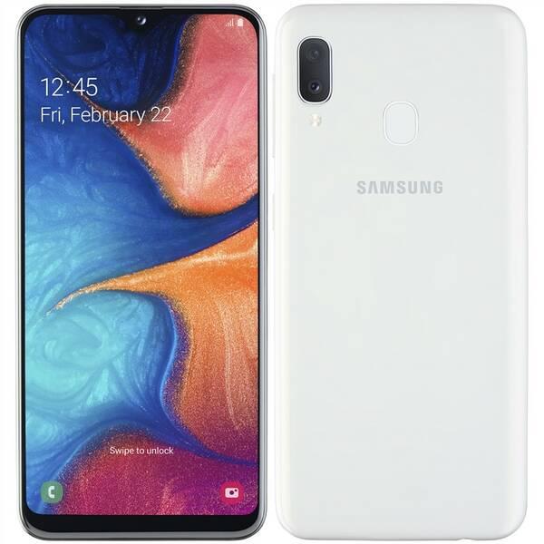 Mobilní telefon Samsung Galaxy A20e Dual SIM (SM-A202FZWDXEZ) bílý