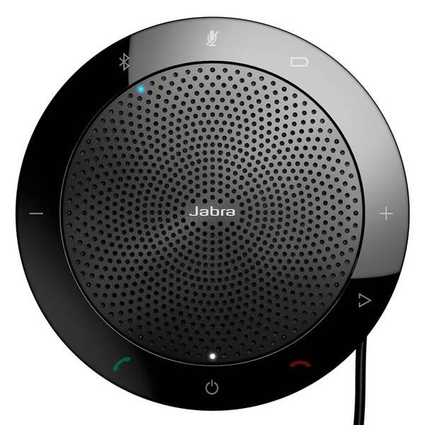Konferenční mikrofon Jabra Speak 510 (100-43100000-60) černý