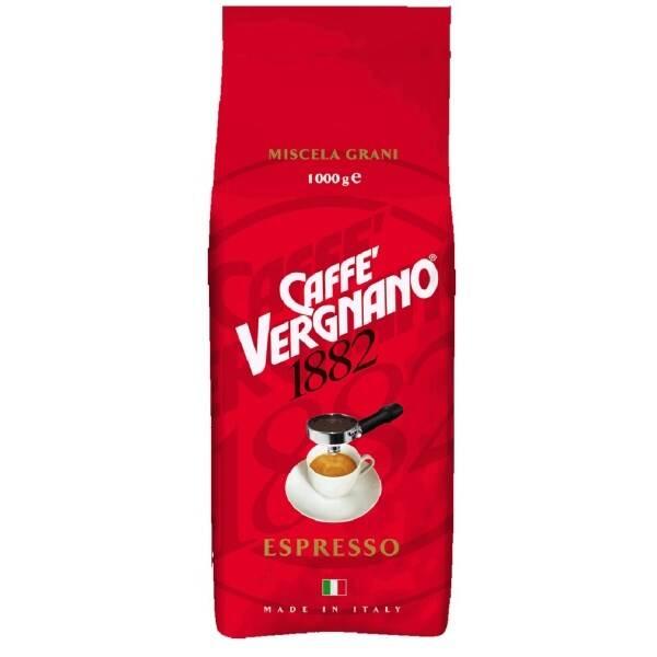 Káva zrnková Vergnano Espresso Bar 1 kg