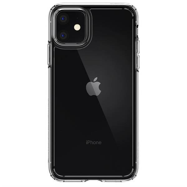 Kryt na mobil Spigen Ultra Hybrid na Apple iPhone 11 (076CS27185) priehľadný