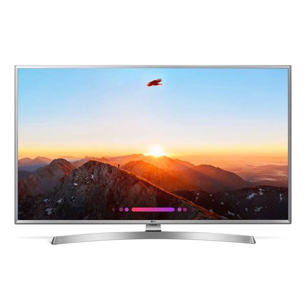 Televize LG 50UK6950PLB stříbrná