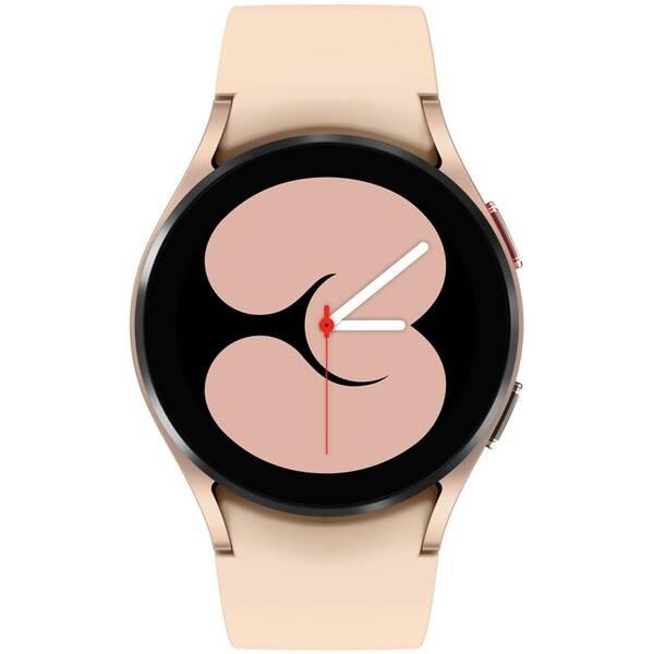 Inteligentné hodinky Samsung Galaxy Watch4 40mm (SM-R860NZDAEUE) ružové