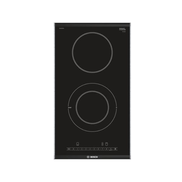 Sklokeramická varná deska Bosch PKF375FP1E černá