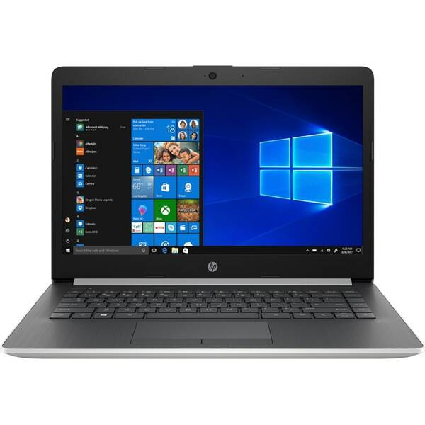 Notebook HP 14-cm1009nc (6VQ15EA#BCM) stříbrný