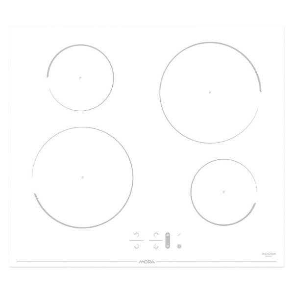 Indukční varná deska Mora VDIT 650 CW bílá