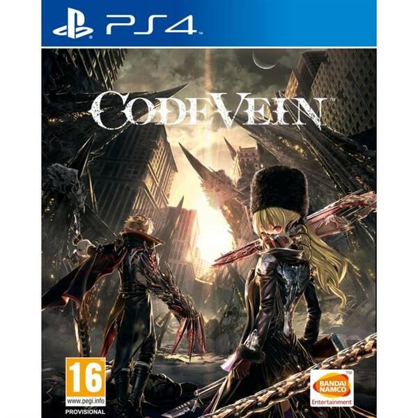 Hra Bandai Namco Games PlayStation 4 Code Vein (3391891995931)