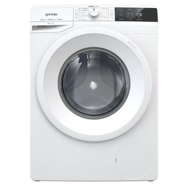 Automatická pračka Gorenje WEI62S3 bílá
