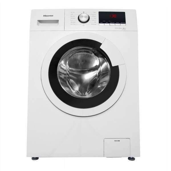 Pračka Hisense WFHV8012 bílá barva