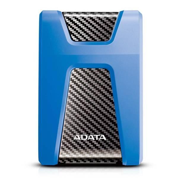 Externý pevný disk ADATA HD650 2TB (AHD650-2TU31-CBL) modrý