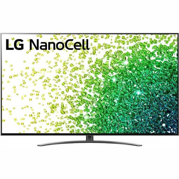 Televízor LG 55NANO86P strieborná