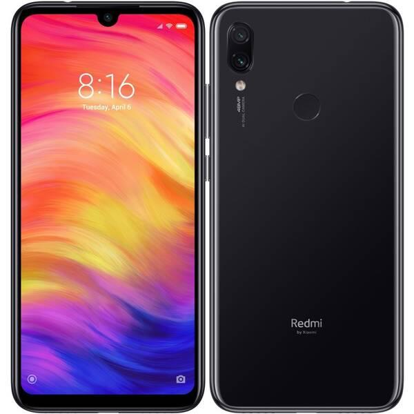 Mobilní telefon Xiaomi Redmi Note 7 64 GB (22864) černý
