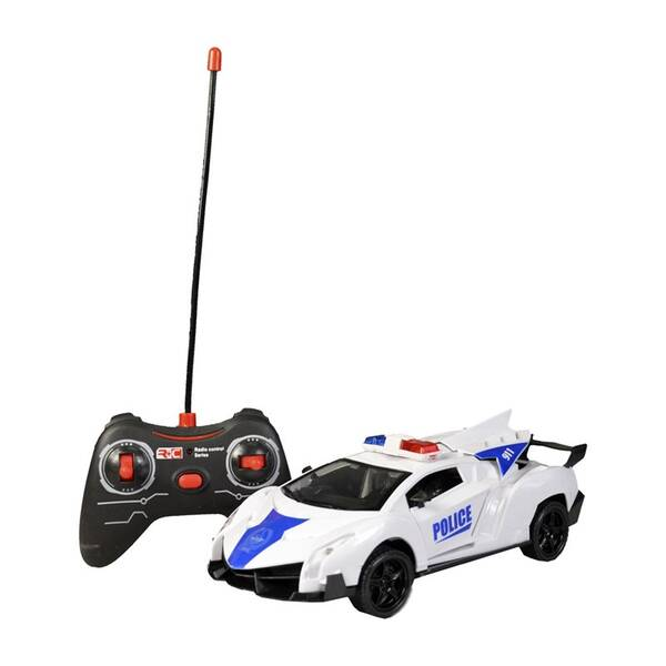 RC auto MaDe SPEED Car POLICE, 01013