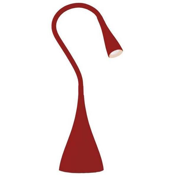 Stolní LED lampička EMOS DEL-1211 stmívatelná, 3W (DEL-1211 R) červená