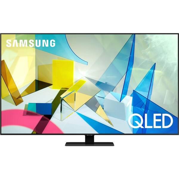 Televize Samsung QE65Q80TA stříbrná