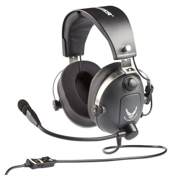 Headset Thrustmaster T.Flight U.S. Air Force Edition (4060104) černý