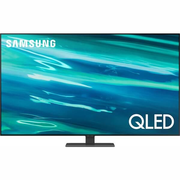 Televize Samsung QE65Q80A stříbrná