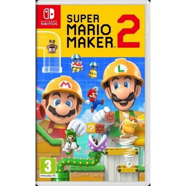 Hra Nintendo SWITCH Super Mario Maker 2 (NSS669)