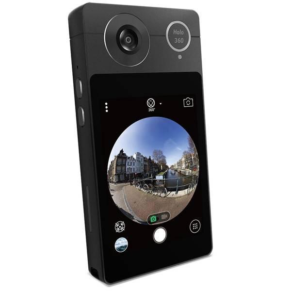 Mobilní telefon Acer Holo 360 LTE (HM.HXUEE.001) černý (vrácené zboží 8800055770)