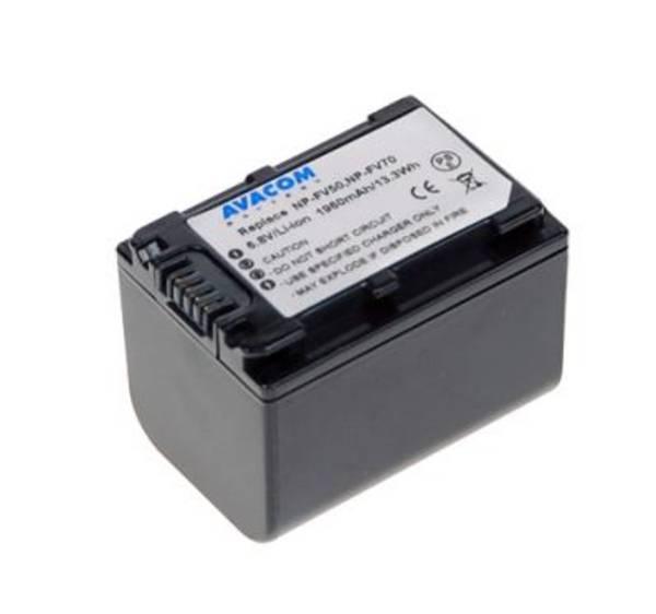 Baterie Avacom Sony NP-FV70 Li-Ion 6.8V 1960mAh 13Wh (VISO-FV70-142N2)