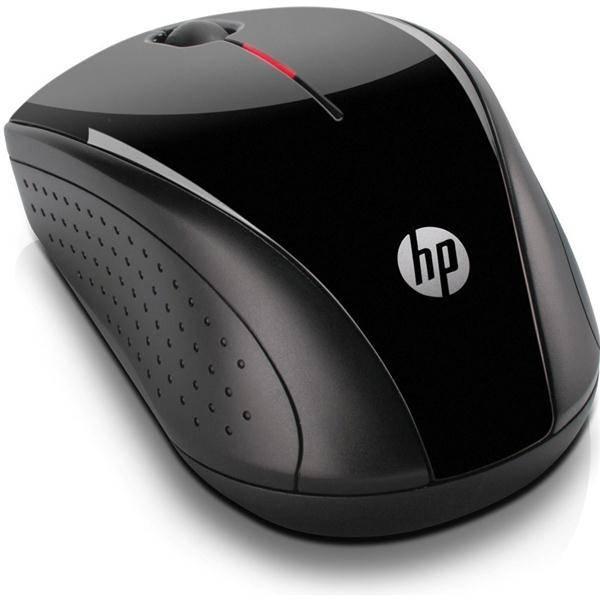 Myš HP X3000 (H2C22AA#ABB) černá