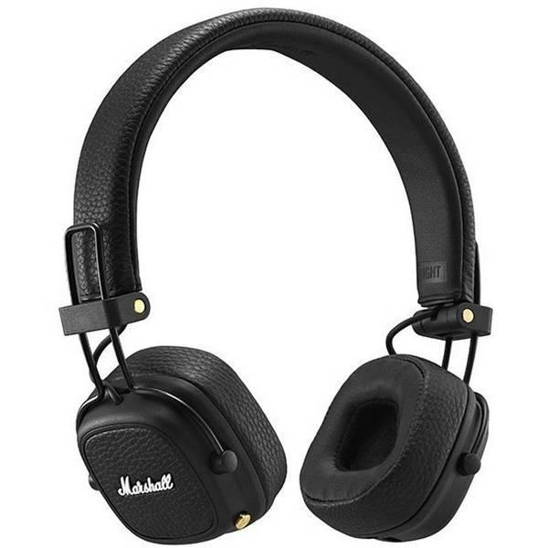 Slúchadlá Marshall Major III Bluetooth čierna