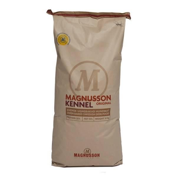 Granule Magnusson Original Kennel 14 kg