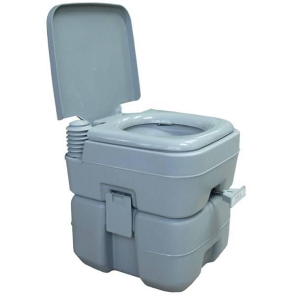 Chemická toaleta Rulyt 12/20 L šedá (vrácené zboží 8800300623)
