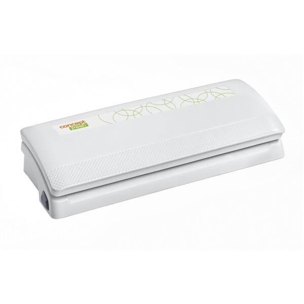 Zváračka fólií Concept va0010 biela