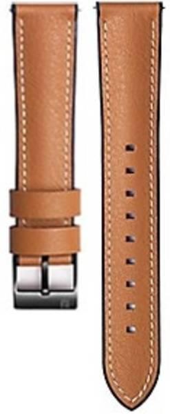 Výměnný pásek Samsung kožený pro Galaxy Watch GP-R805BR 22mm (GP-R805BREEBAB) hnědý
