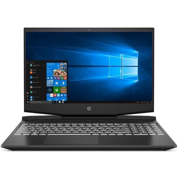 Notebook HP Pavilion Gaming 15-dk0600nc (8NK02EA#BCM) černý/bílý