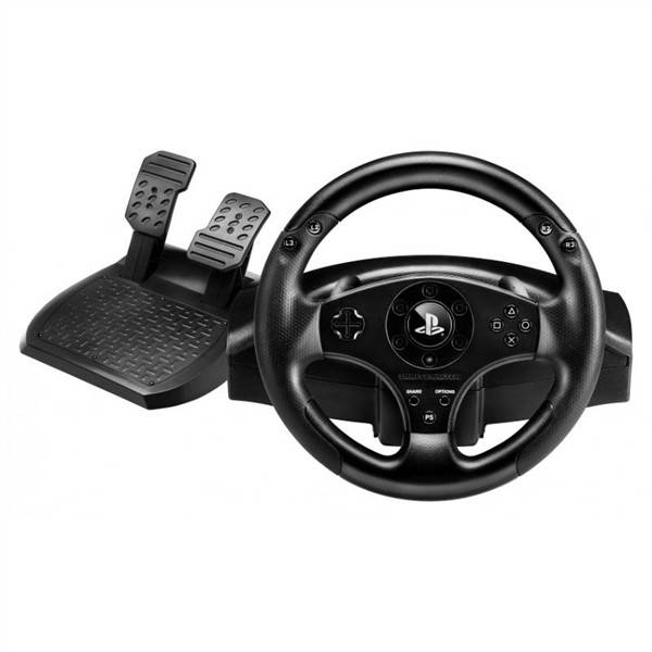 Volant Thrustmaster T80 pro PS4, PS3 + pedály (4160598) čierny