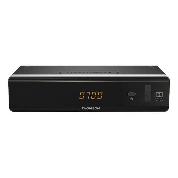 DVB-T2 přijímač Thomson THT712 (THT712) černý