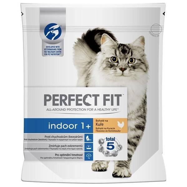 Granule Perfect Fit Indoor s kuřecím 1,4 kg