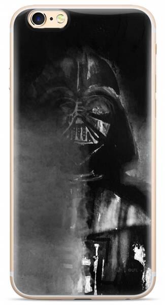 Kryt na mobil Star Wars Darth Vader na Apple iPhone Xs (SWPCVAD960) čierny