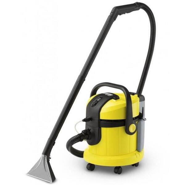 Tepovač koberců Kärcher SE 4002 černý/žlutý