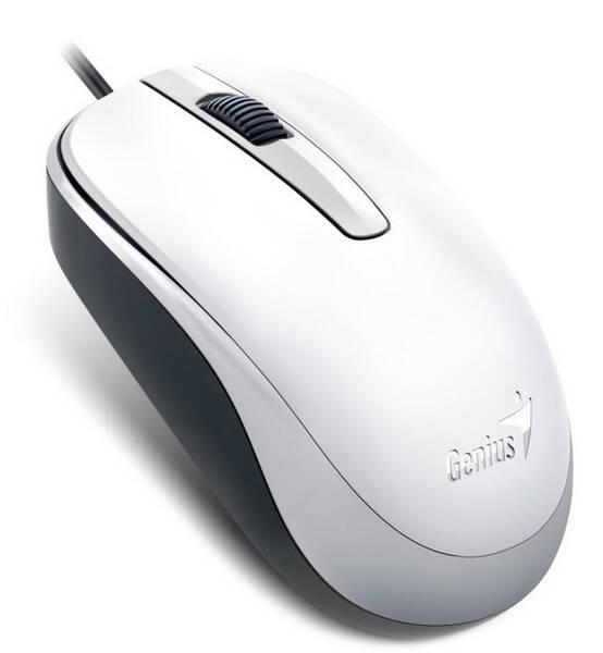 Myš Genius DX-120 (31010105107) bílá