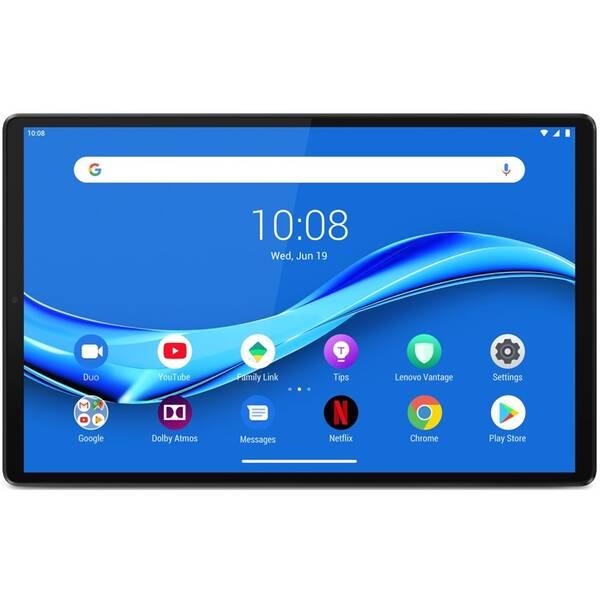 Tablet Lenovo Tab M10 Plus LTE 64 GB (ZA5V0005CZ) strieborný