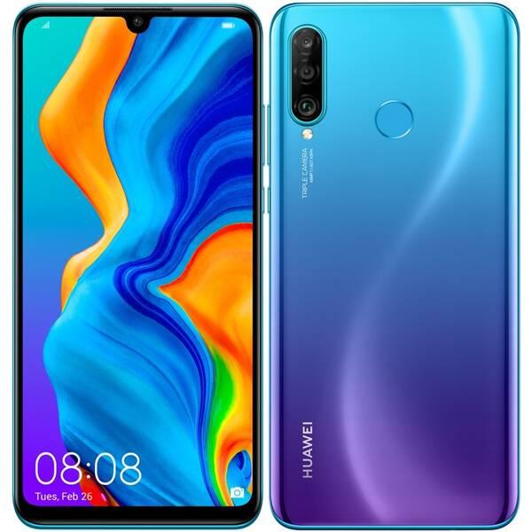 Mobilný telefón Huawei P30 lite (SP-P30LDSLOM) modrý