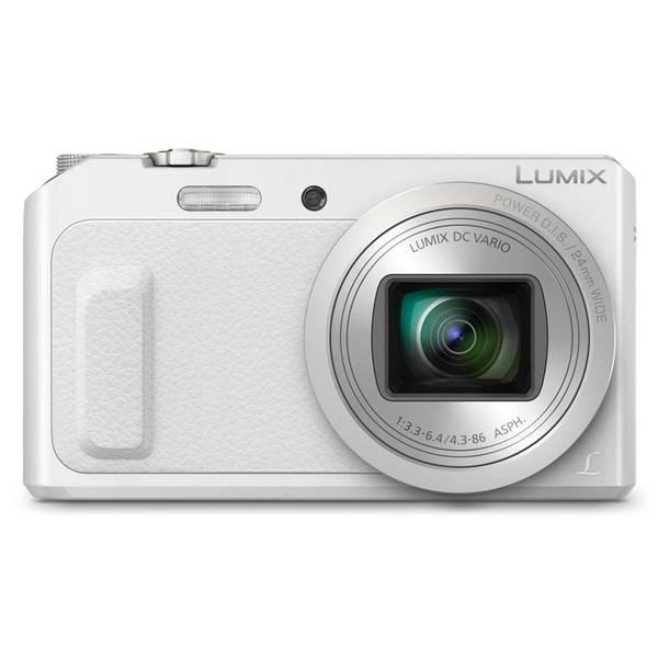 Digitální fotoaparát Panasonic Lumix DMC-TZ57EP-W bílý (vrácené zboží 8800251438)