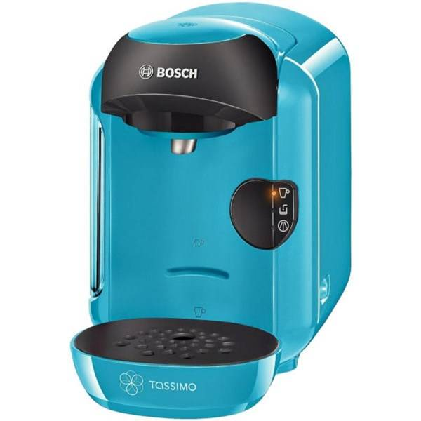 Espresso Bosch Tassimo TAS1255 modré
