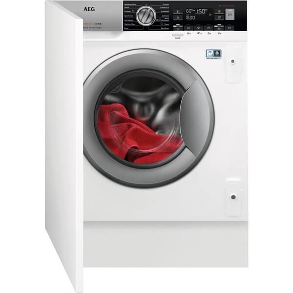 Automatická pračka se sušičkou AEG ÖKOMix® L8WBE68SI bílá