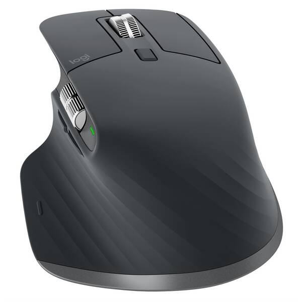 Myš Logitech MX Master 3 Advanced Wireless - graphite (910-005694)