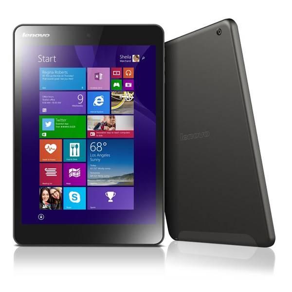 Dotykový tablet Lenovo IdeaTab MiiX 3 (80JB001JMK) černý