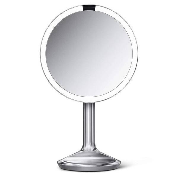 Kosmetické zrcátko Simplehuman Sensor mirror SE ST3036