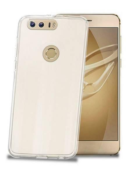Kryt na mobil Celly Gelskin pro Honor 8 (GELSKIN610) průhledný (vrácené zboží 8800561444)