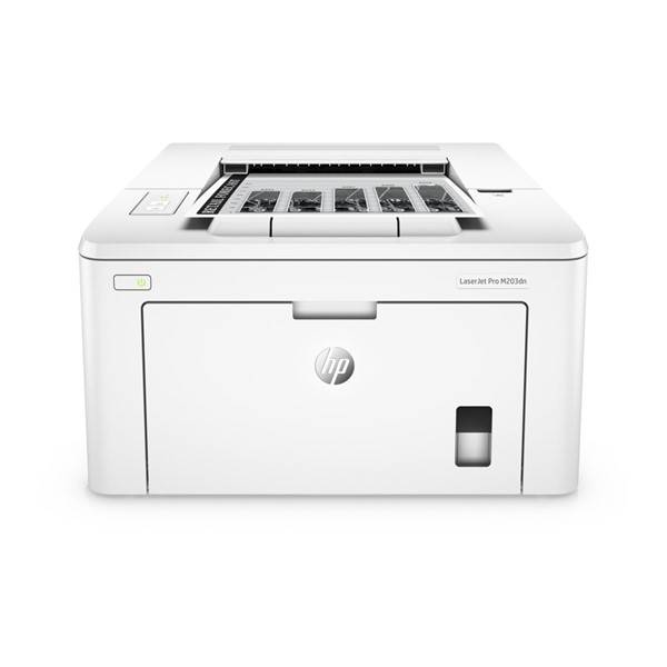 Tiskárna laserová HP LaserJet Pro M203dw (G3Q47A#B19) bílá barva