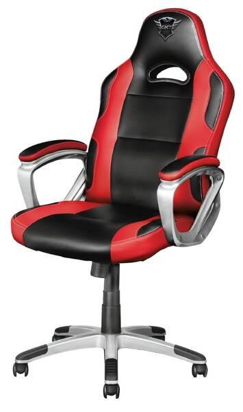 Herní židle Trust GXT 705 Ryon (22256) černá/červená